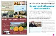 Editie Vechtdal- nr 27- Wim van Lenthe.pdf - Mijn Stad Mijn Dorp