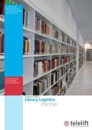 Broschüre Bibliothek - Telelift GmbH