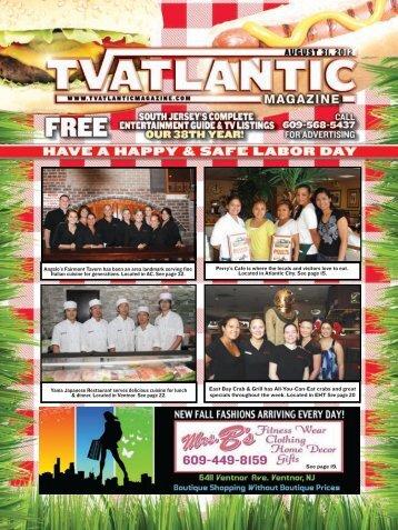 TV Atlantic Magazine Online!