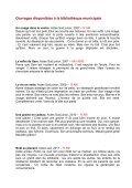 Gilles ABIER - Bibliothèque municiaple de Sceaux - Page 5