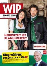 Klug wählen: - WIR in Graz Umgebung