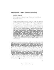 Katz A. Regulation of Cardiac Muscle Contractility. The ... - LifeWave