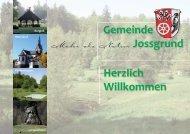 Unsere Gemeinde - Jossgrund