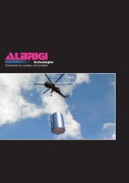 Company profile - Albrigi