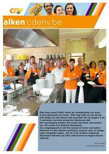 alken.cdenv.be - Limburg - CD&V