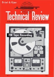 Technical Review 1967-1 FM Tape Recording