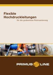 Flexible Hochdruckleitungen - S3 SONCINI