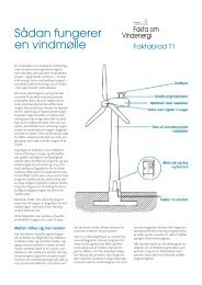 Sådan fungerer en vindmølle - Danmarks Vindmølleforening