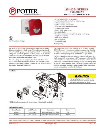 gentex strobe wiring diagram gentex horn strobes wiring Fire Alarm Installation Diagram Fire Alarm Control Panel Diagram