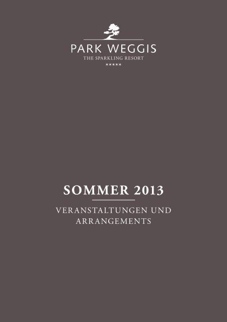 Sommer 2013 - Restaurants