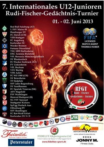 RFGT-FID-Turnier 2013 - Karlsruher SV