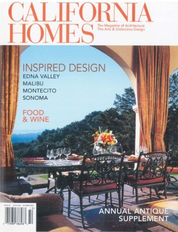 Oct 2007: California Homes - I.Grace Company
