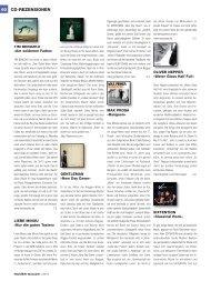 CD-Rezensionen (PDF) - Musiker Online
