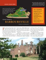 Fun fact: barboursville - Cooperative Living Magazine