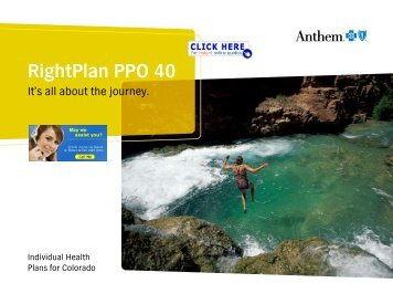to view the RightPlan 40 brochure. - Health Insurance