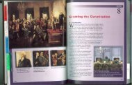 History Alive Chapter 8 Sections 1