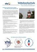 Anmeldung erforderlich - Volkshochschule Wedel - Seite 3