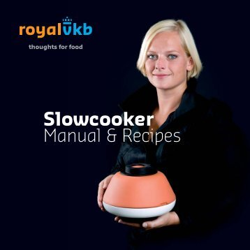 Slowcooker - Royal VKB