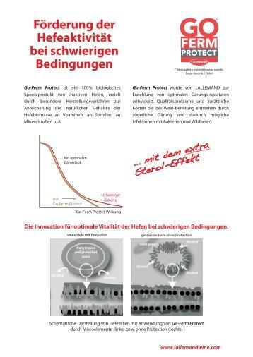 Go-Ferm Protect.pdf - Weinlabor Briegel