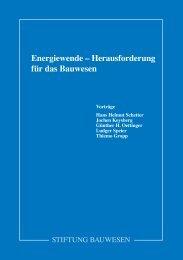 Download als PDF - Stiftung Bauwesen Stuttgart