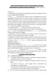 contratto definitivo - Turismo Torino