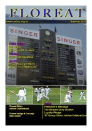 Summer 2012 Issue- File 1 - RCOBAA-Royal College Old Boys in ...