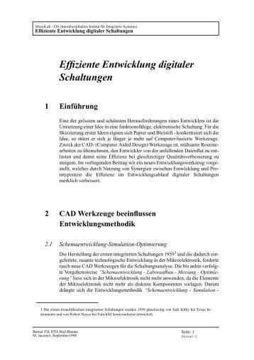 BasisArtikel - microLab - Berner Fachhochschule