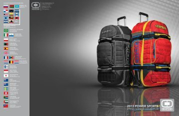 2013 POWER SPORTS - Ogio - Athena Evolution