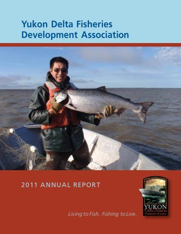 Yukon Delta Fisheries Development Association 2011 AnnuAl RepoRt