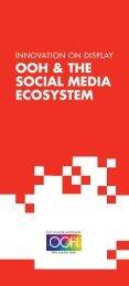 ooh & the social media ecosystem - Outdoor Advertising Association ...