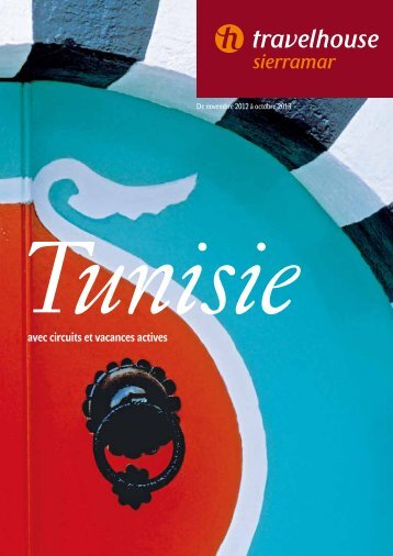 Tunisie - Travelhouse
