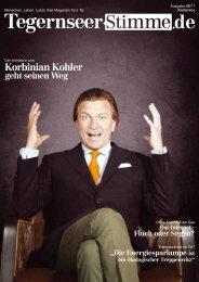 Korbinian Kohler - Lokale Stimme