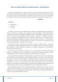 Metas curriculares do Ensino Básico - Page 2