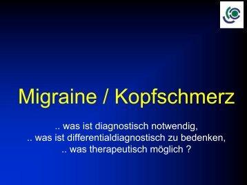 Kopfschmerz - NeuroPoint - ulmmed