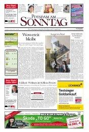 2–-4˚C - Potsdamer Neueste Nachrichten