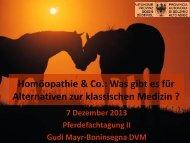Homöopathie & Co - SIAV