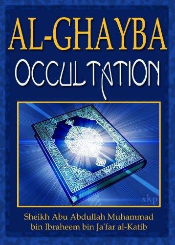 AL-GHAYBA OCCULTATION - Islamic Mobility