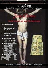 Jesus Christus - Arme Ritterschaft Christi