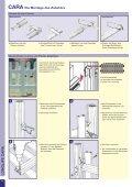 Komplett-Montageanleitung CARA · ROMO · FARO - Page 4