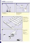 Komplett-Montageanleitung CARA · ROMO · FARO - Page 6