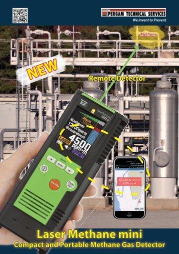 Laser Methane mini - Pergam USA
