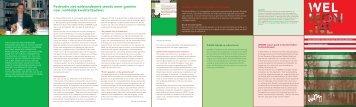Nieuwsbrief nr 2, juli 2008 (700 Kb - PDF) - Welstand en ...