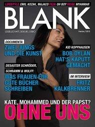 ZWEI JUNGS UND DIE KUNST DOCUMENTA ... - Blank Magazin