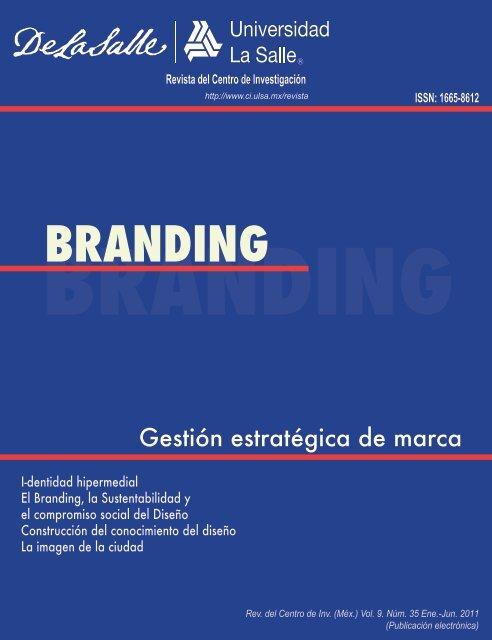 BRANDING - Facultad Mexicana de Arquitectura, Diseño y ...