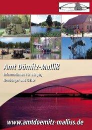 Amt Dömitz-Malliß - Inixmedia.de