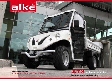electric - Elektrofahrzeuge ALKE