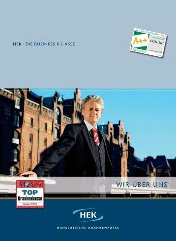 Broschüre – Wir über uns Stand 2012-10