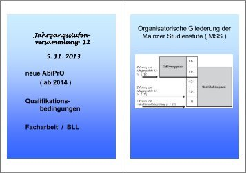 Vortrag von Herrn Wiwie (pdf-Datei) - Staatliches Eifel-Gymnasium ...