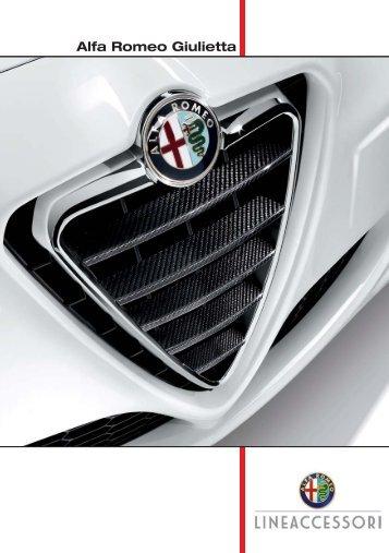 Alfa Romeo Giulietta - alfa romeo service ch