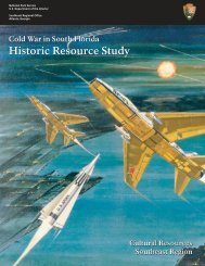 Cold War in South Florida Historic Resource Study - National Park ...